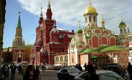 Moscú: 5 iconos para conocer