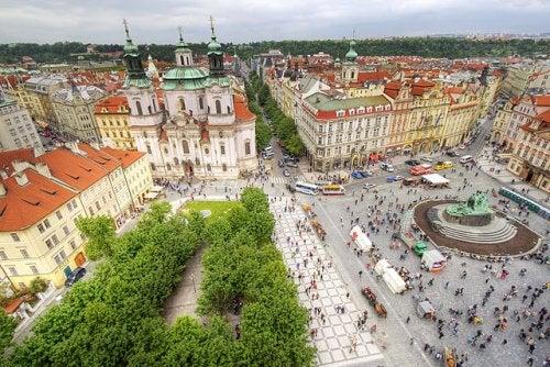 Las calles más bonitas de Europa