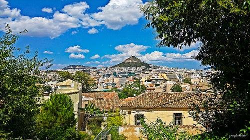 Algunos lugares desconocidos de Atenas