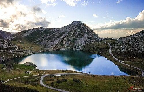 Los Picos de Europa, un lugar con paisajes mágicos