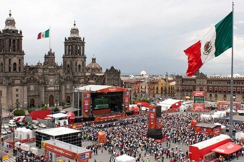 Descubre 6 plazas de Latinoamérica