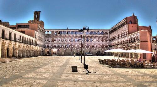 Las plazas más bonitas de España