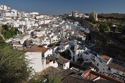 Ruta de los pueblos blancos de Andalucía