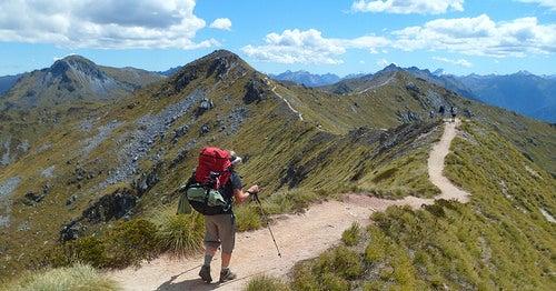 4 rutas de senderismo en Nueva Zelanda