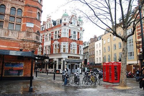 El Soho de Londres, un lugar único