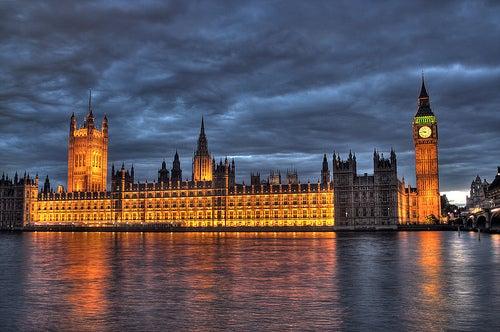 Conoce el Palacio de Westminster