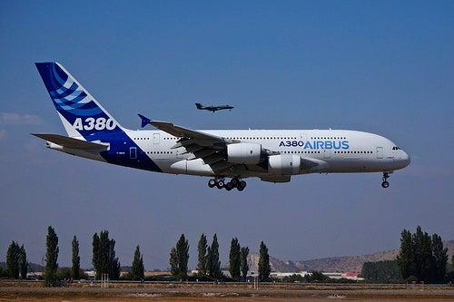 Airbus A380, el avión más grande del mundo