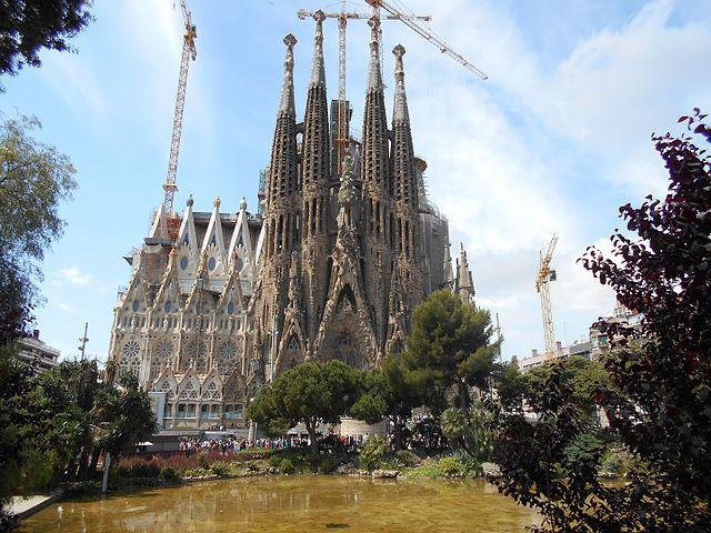 fin-de-semana-en-barcelona-sagrada-familia