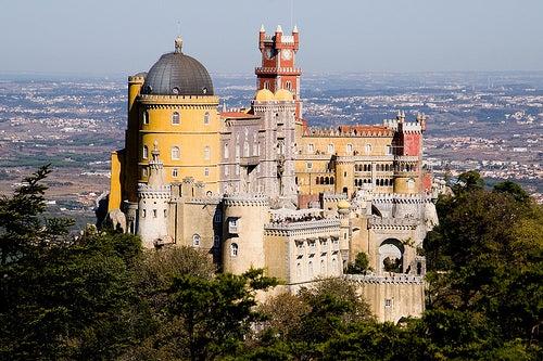 palacios mas bonitos