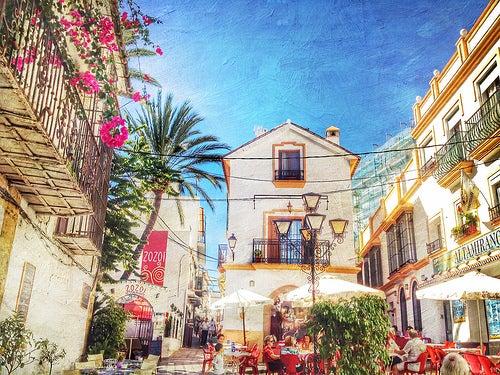 Marbella en la Costa del Sol, un lugar único