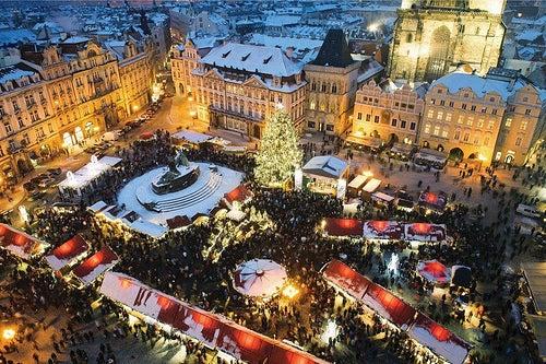 Mercados navideños de Europa que te fascinarán