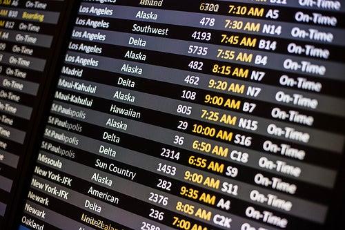 Qué derechos tienes cuando se cancela o retrasa tu vuelo