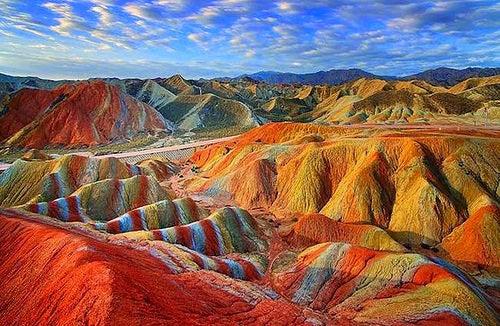 4 lugares increíbles en nuestro planeta