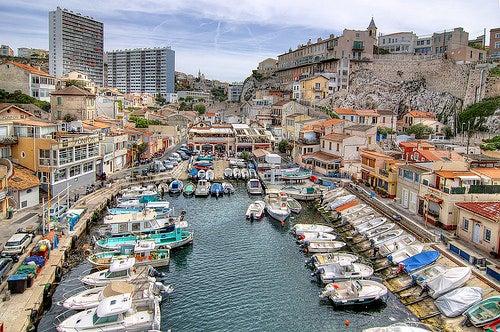 Marsella, un exquisito destino de Francia