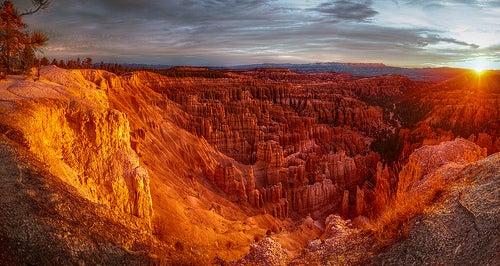 4 paisajes extraños increíbles