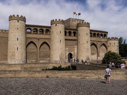 Palacio de la Aljafería en Zaragoza, un lugar mágico