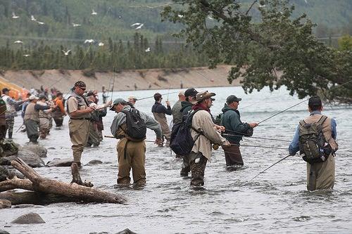 Pesca deportiva en 4 lugares de Estados Unidos