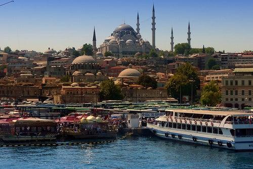 Un recorrido por la ciudad encantada de Estambul