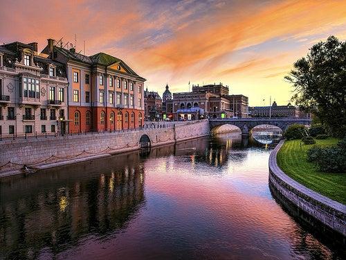 Los fascinantes lugares de Estocolmo