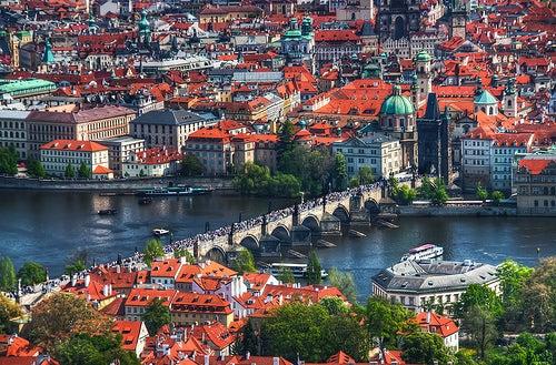 Vamos a visitar los lugares más románticos de Praga