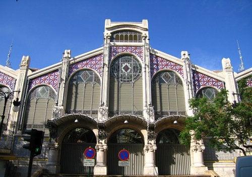 El Mercado Central de Valencia, una joya del arte modernista