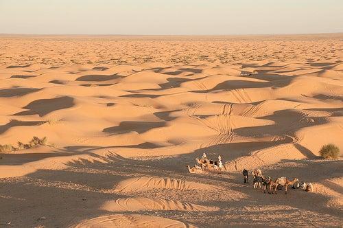 7 de los desiertos más espectaculares. I Parte