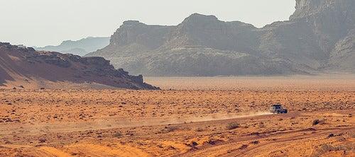 7 de los desiertos más espectaculares. II Parte