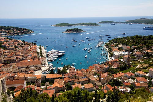 3 islas de Croacia exquisitas