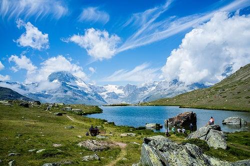 3 lagos de Suiza para deleitarse