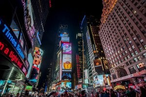 Ciudades mas bellas en la noche