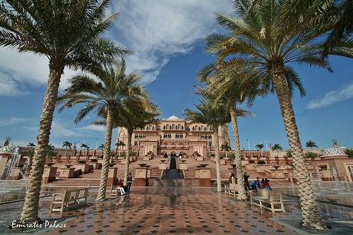 El Palace Emirates, uno de los hoteles más impresionantes