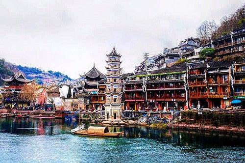 Rio en china
