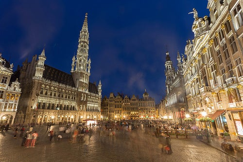 Gran plaza de bruselas