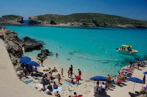 Laguna azul malta
