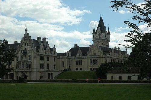 Castillos y palacios de austria 2