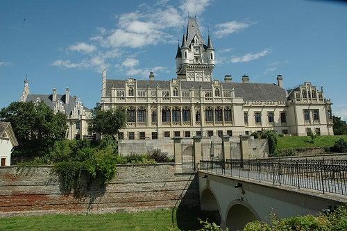 Castillo grafenegg