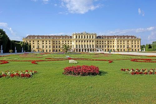 4 castillos y palacios de Austria espectaculares