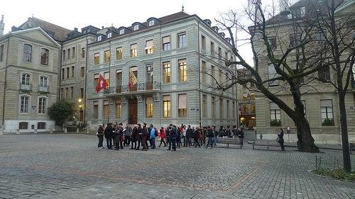 Ciudades de suiza ginebra