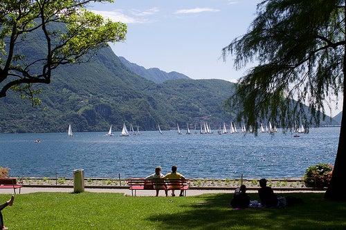 Ciudades de suiza lugano