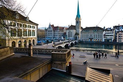 Ciudades de suiza zurich
