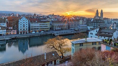 3 preciosas ciudades de Suiza