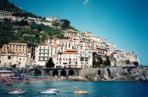 4 preciosos pueblos de la Costa Amalfitana