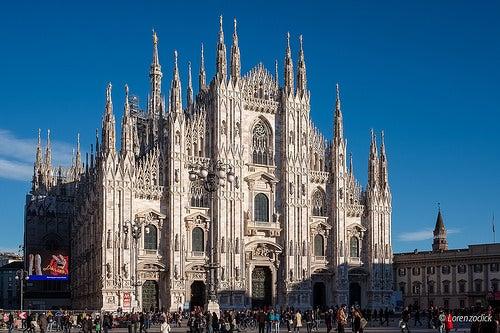 Duomo o catedral de milan