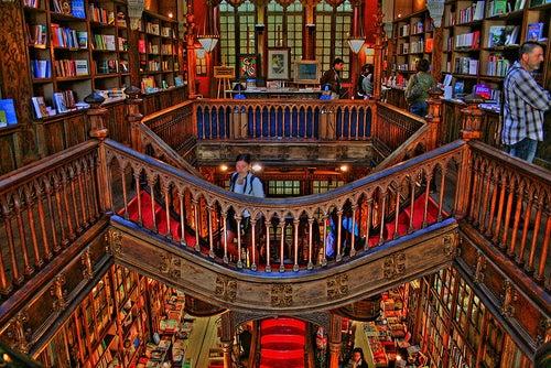 Libreria lello e irmao