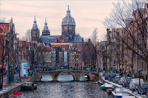 Ámsterdam: 4 atractivos para disfrutarla