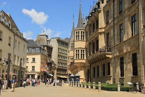 La ciudad de Luxemburgo: 4 símbolos encantadores