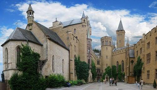 Castillos de europa 2