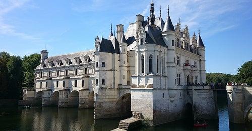 Castillo chenonceau