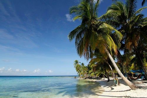 Los preciosos lugares de Panamá