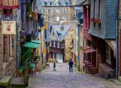 Calles mas bellas de francia
